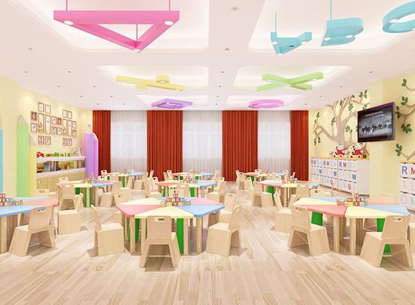 济南幼儿园设计