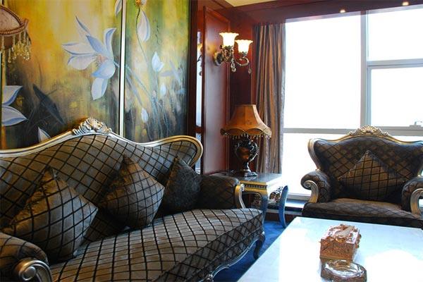 自然光环境在济南餐饮酒店装修设计中如何塑造比较好
