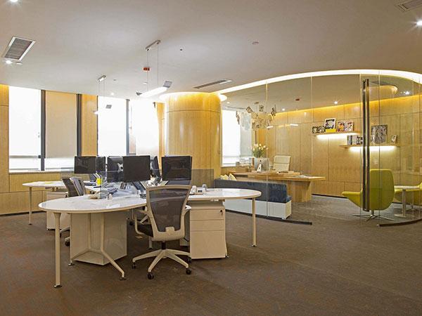 办公室福建11选5助手隔断设计的注意事项