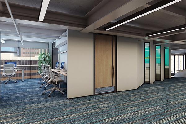  济南办公室福建11选5助手设计空间色彩的设计原则