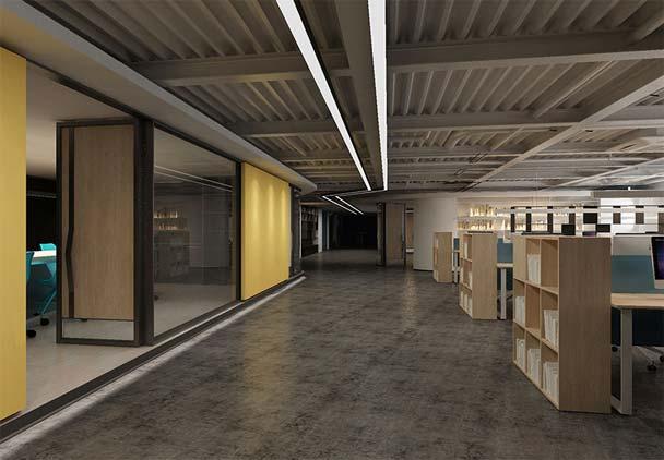 济南办公室装修设计