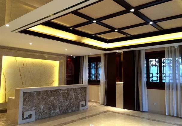 济南酒店装修设计的布局要点