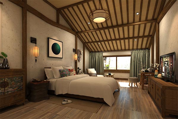 别墅民宿设计什么样的装修风格会受到人们喜爱