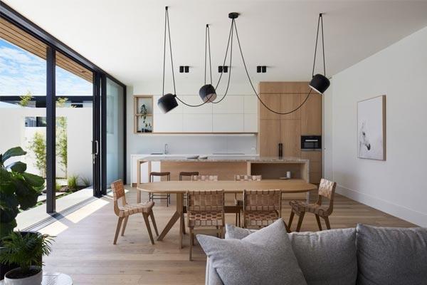 别墅民宿室内简约风格设计的特点