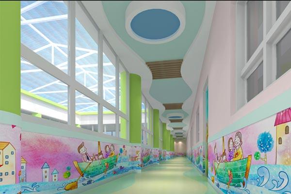 济南幼稚园走廊策划要care的小case及需要突出的感化