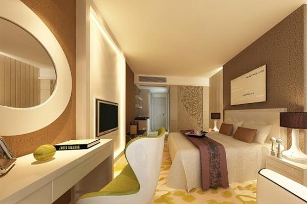 济南酒店平面布局设计装修的原则及重要性