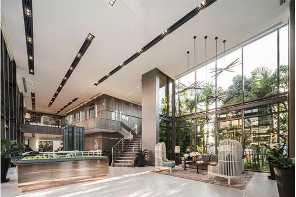 济南办公室装修设计的要素有哪些?