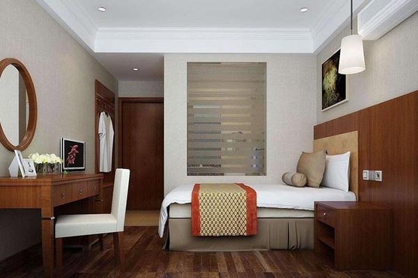 济南酒店装修对各区域功能的设计