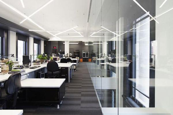 受欢迎的在济南办公室装修方案