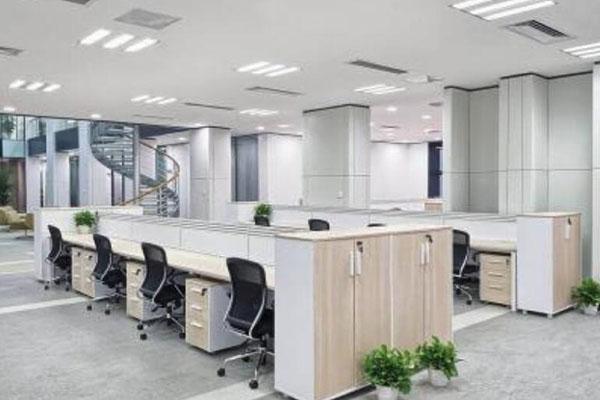 办公室装修设计缓解紧张压迫感觉的方法