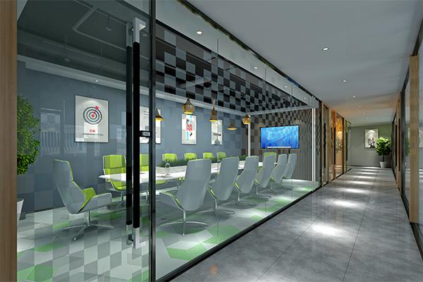 办公室装修设计过程中如何选择节能灯