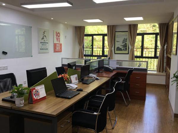 济南办公室装修